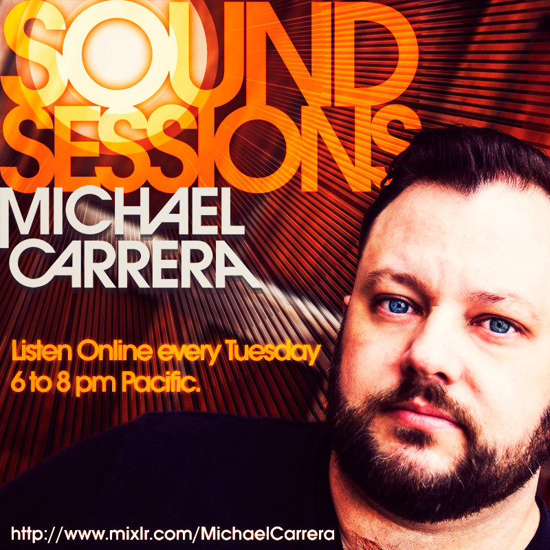 Michael Carrera, Sound Sessions Online